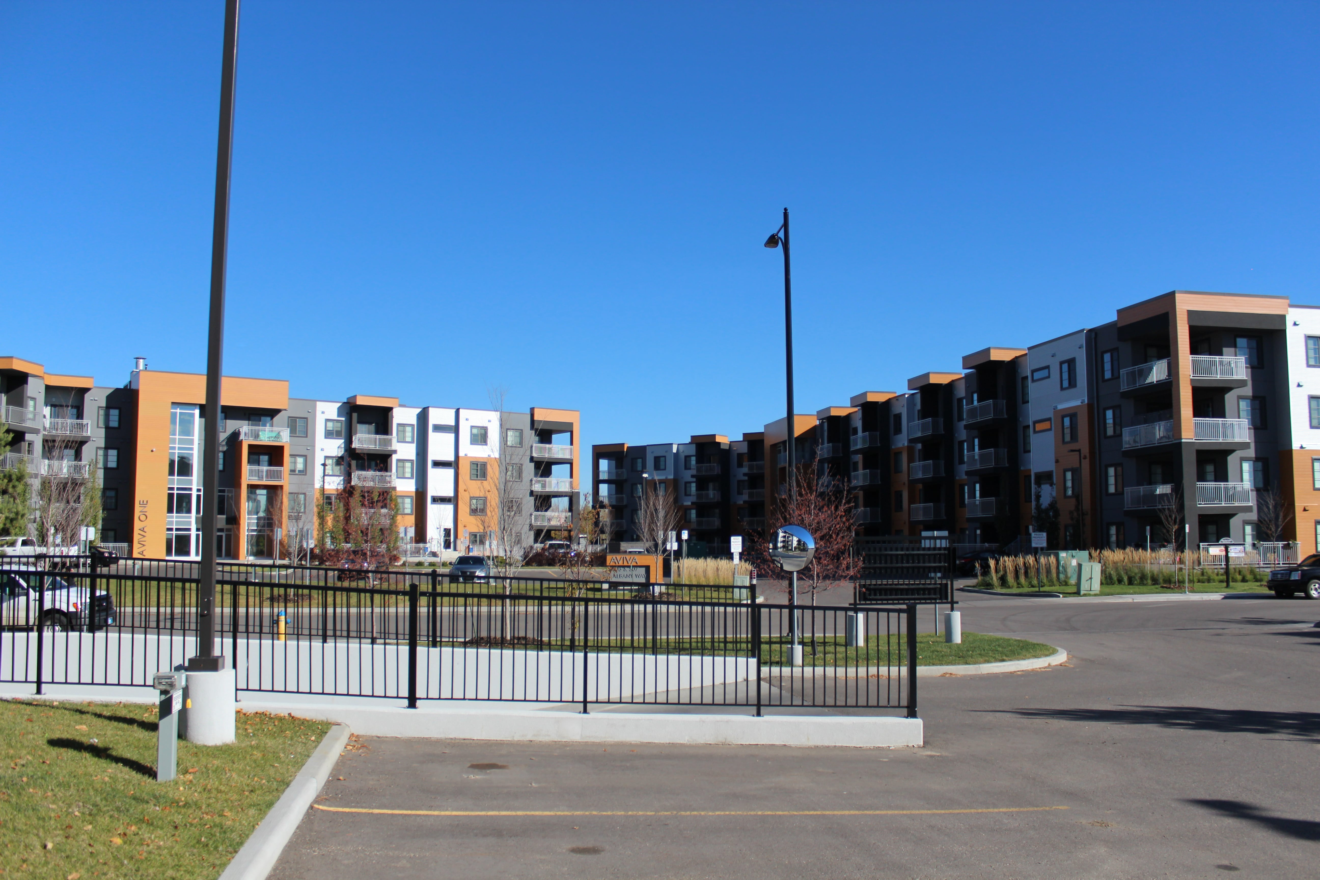Aviva Condominiums (136 units) Completed May 2016