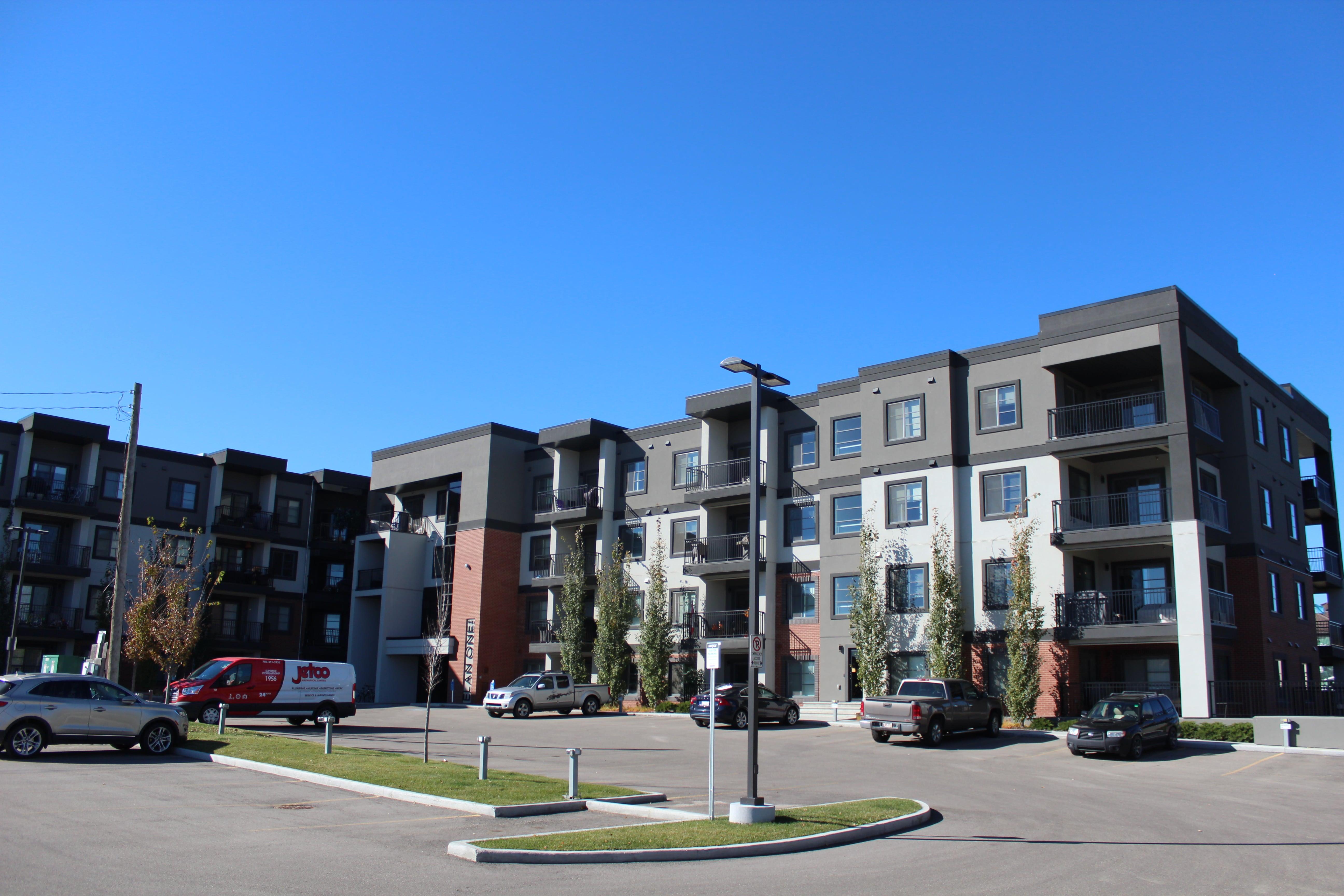 Elan Condominiums (82 units) Completed October 2014
