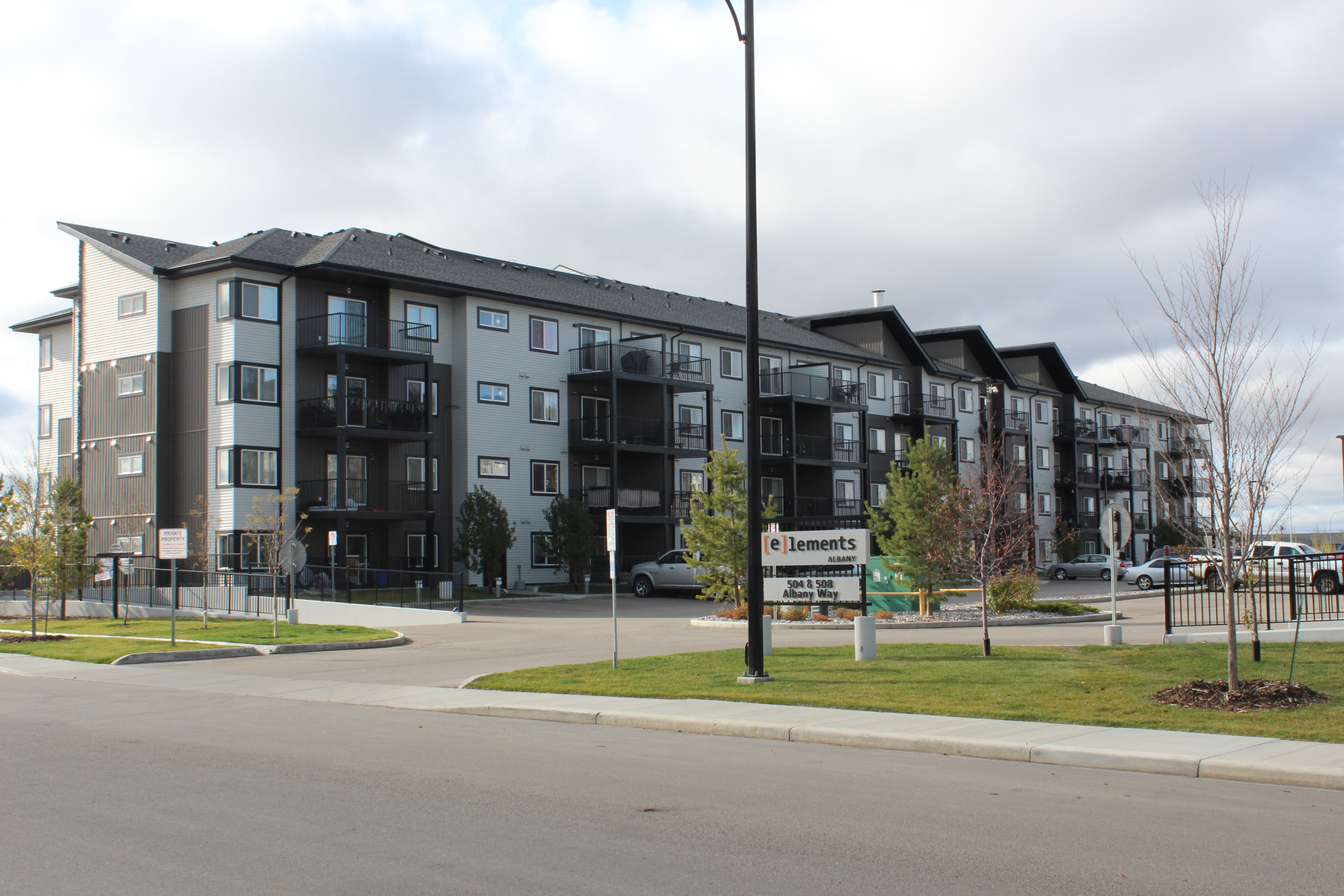 Elements at Albany (150 Units) Completed June 2014
