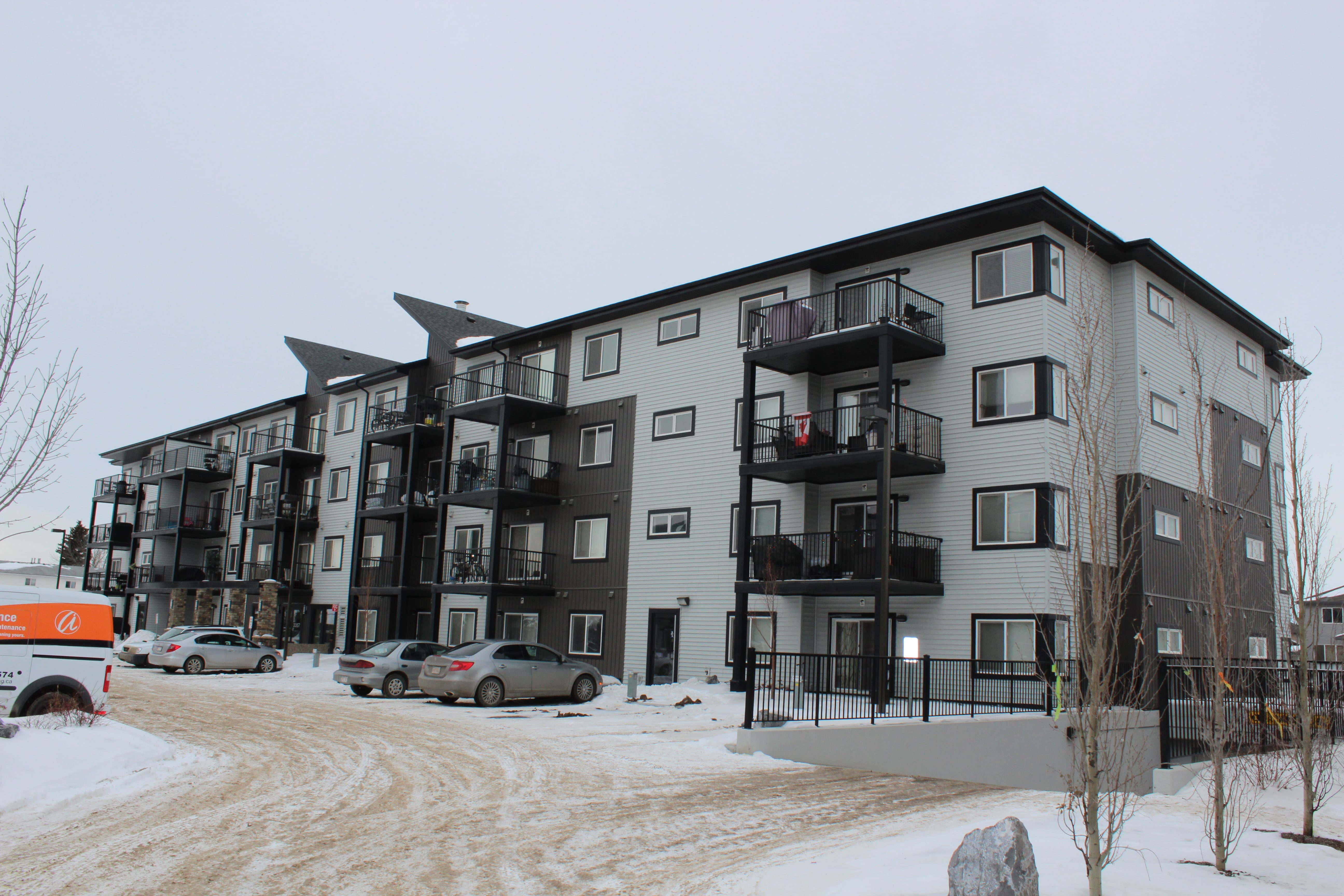 Elements at Laurel (102 units) Completed January 2014