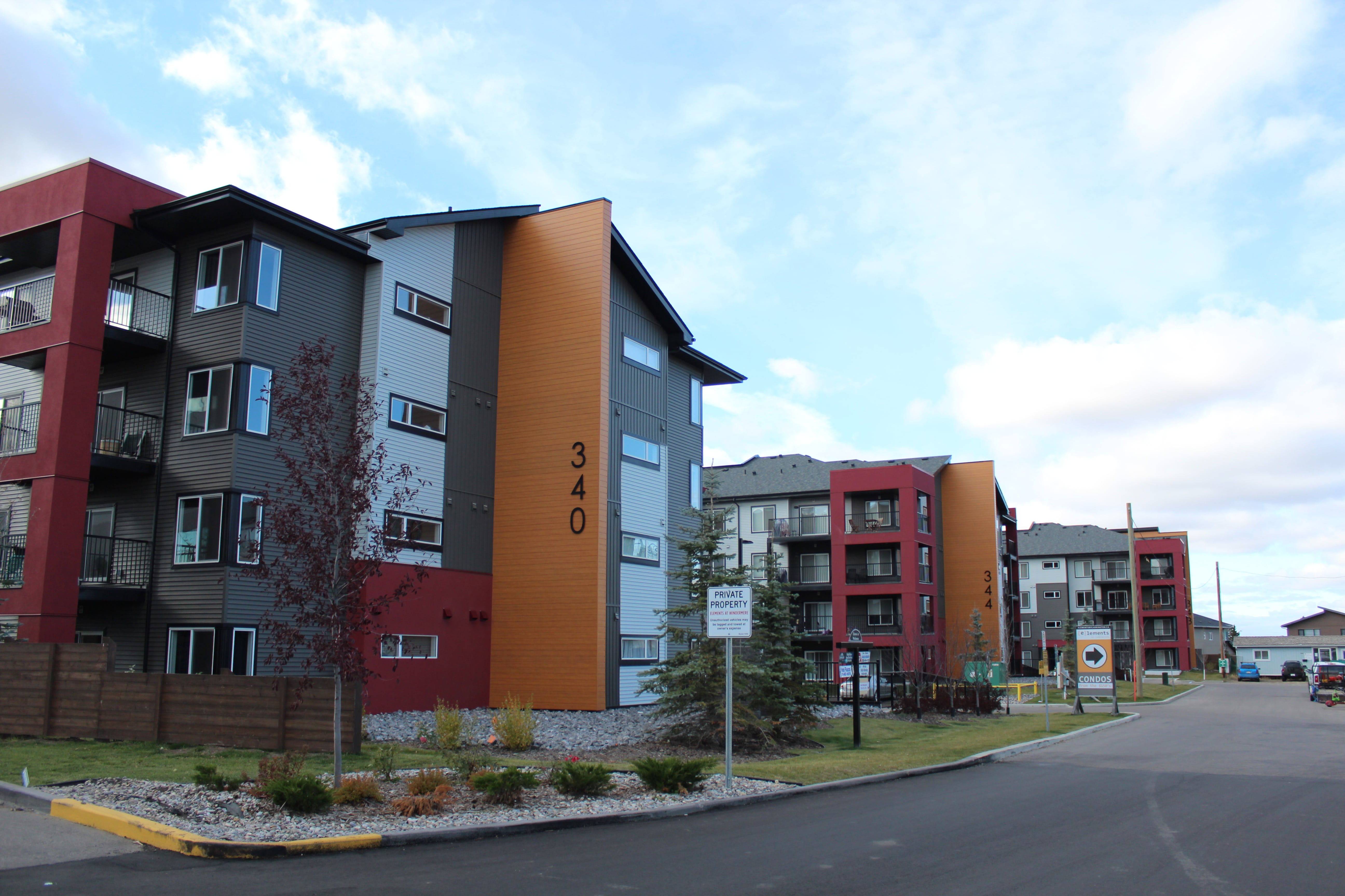 Elements at Windermere (189 Units) Completed February 2015