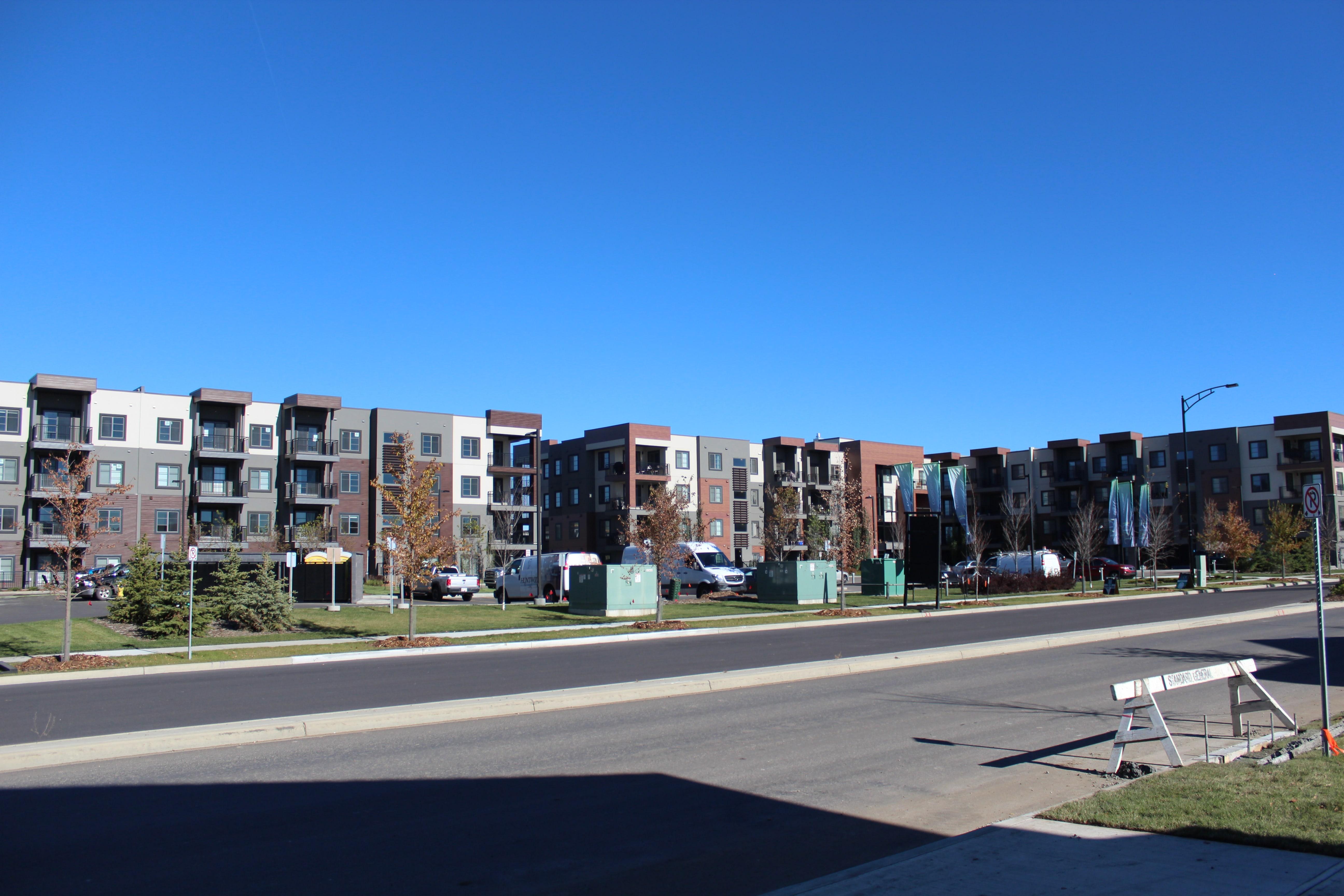 Jade Condominiums (157 units) Completed June 2017