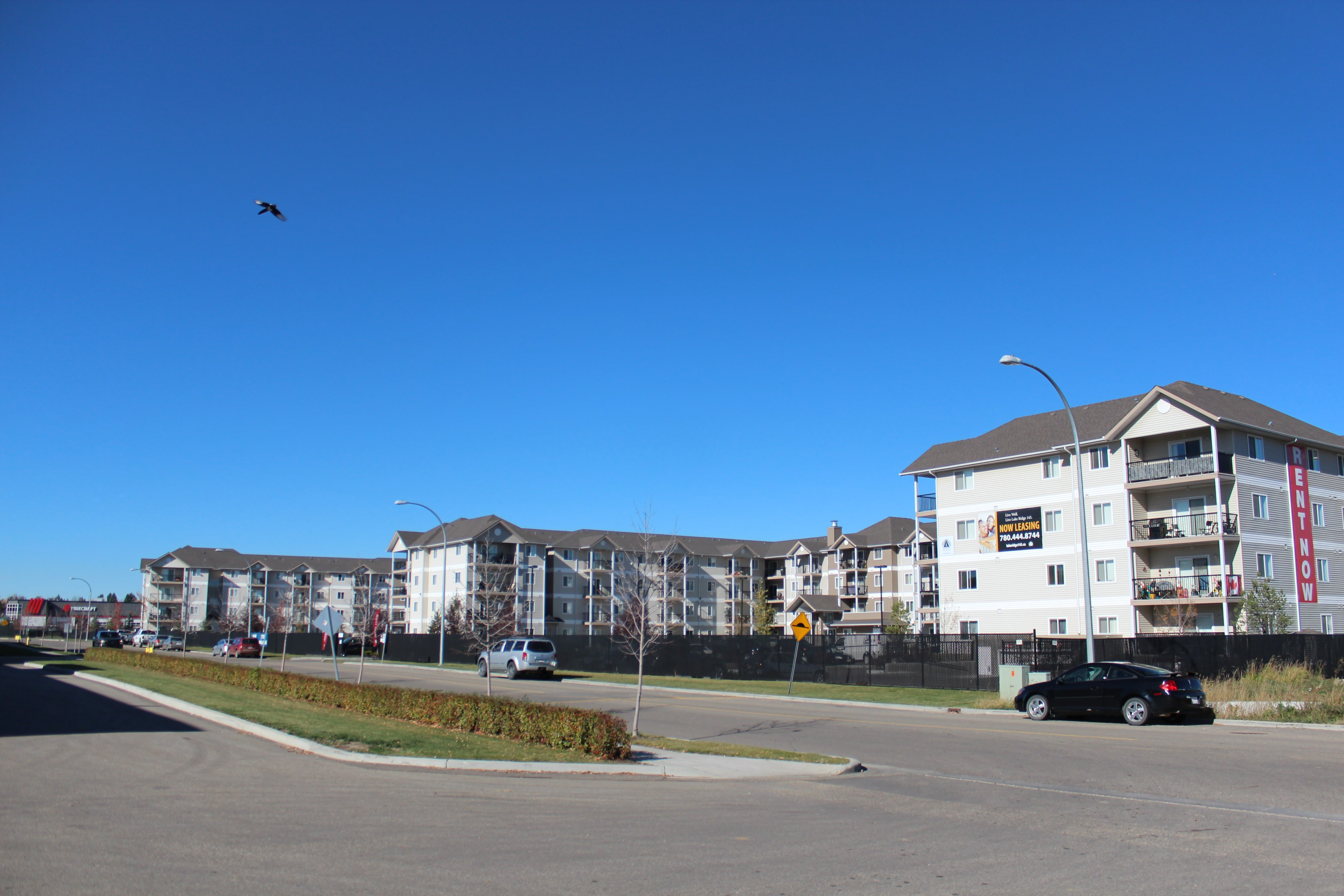 Lakeridge Condominiums (242 units) Completed October 2014