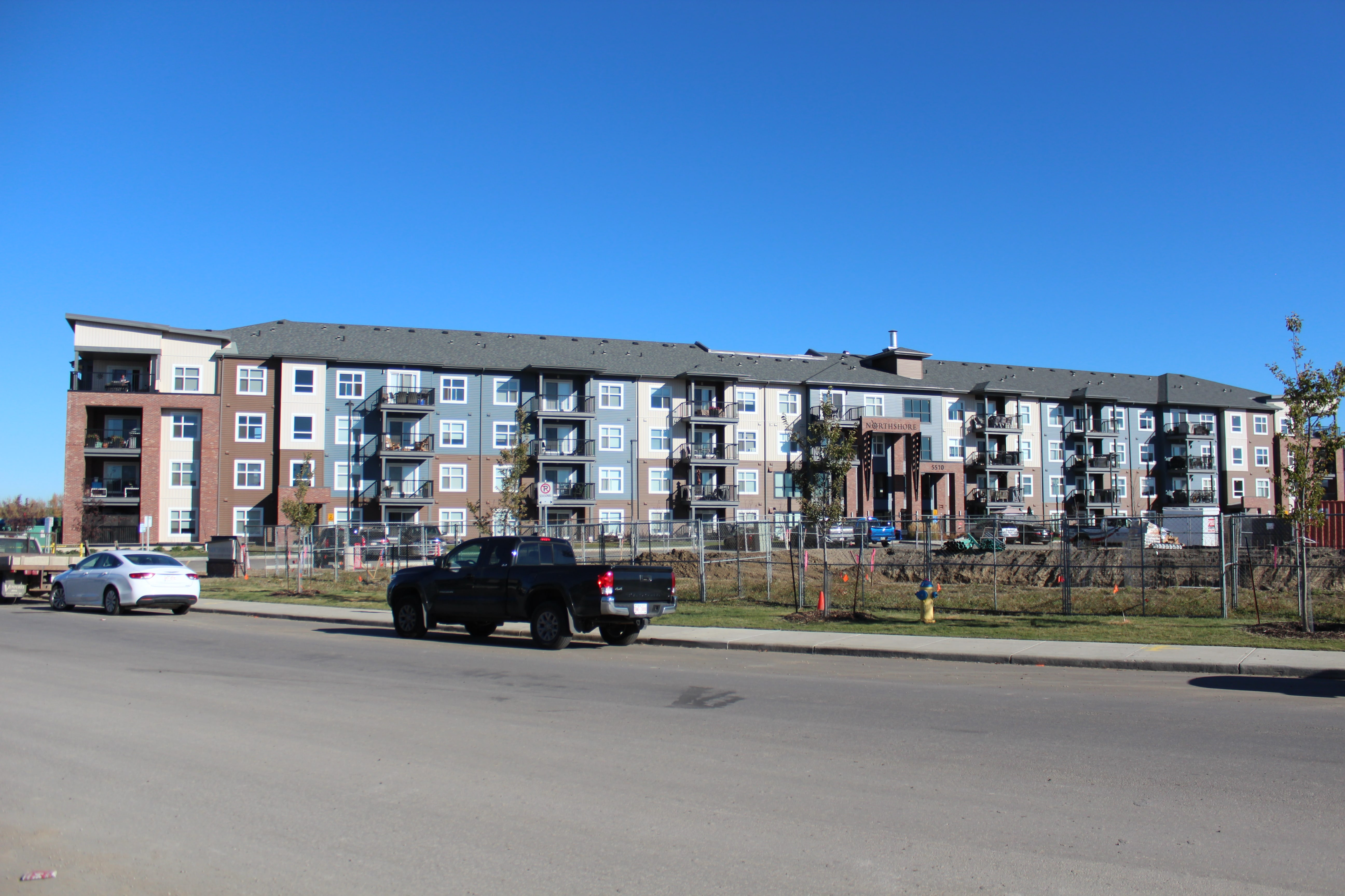 Northshore Condominiums (74 units) Completed September 2015