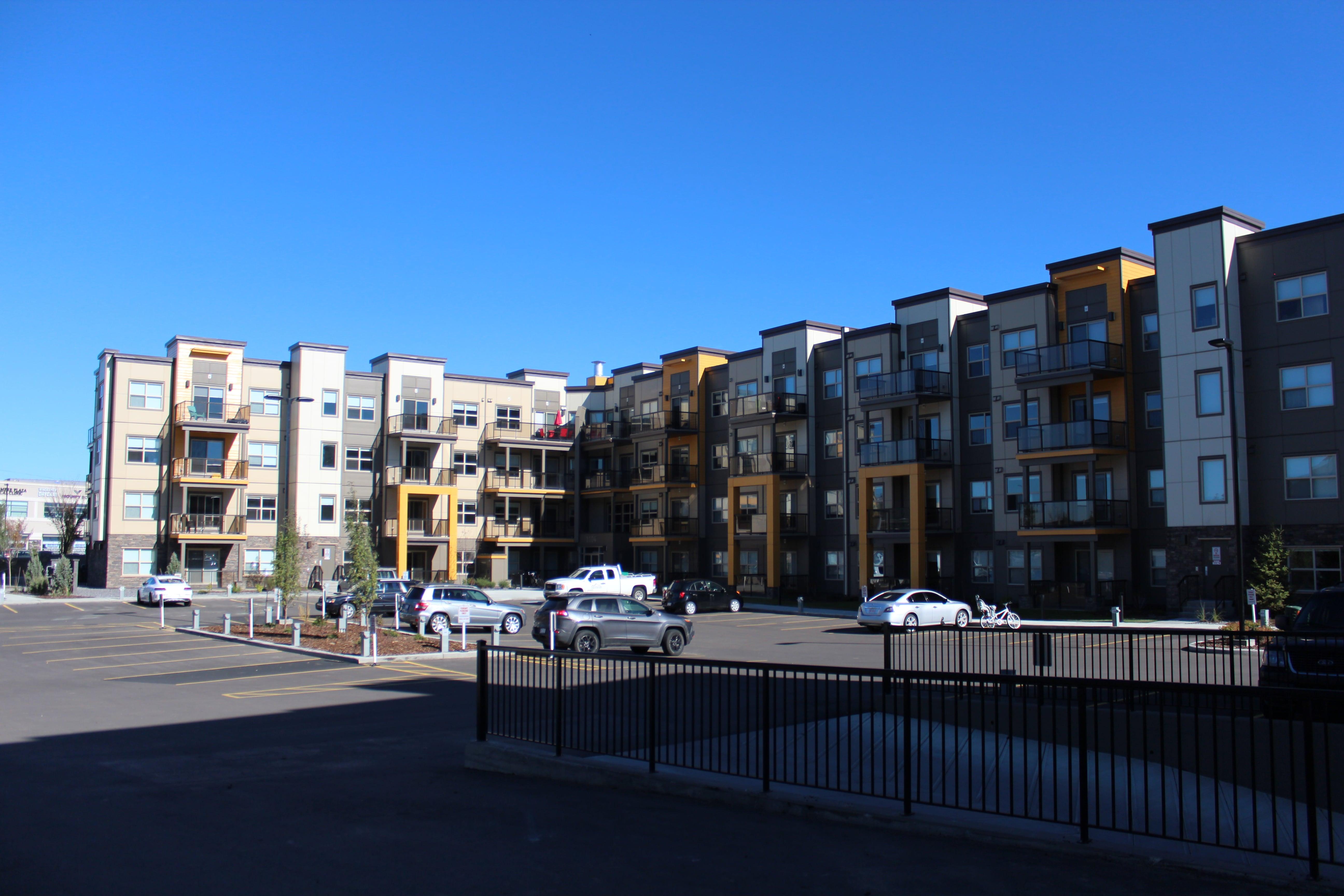 Upper Windermere Condominiums (85 units) Completed June 2017