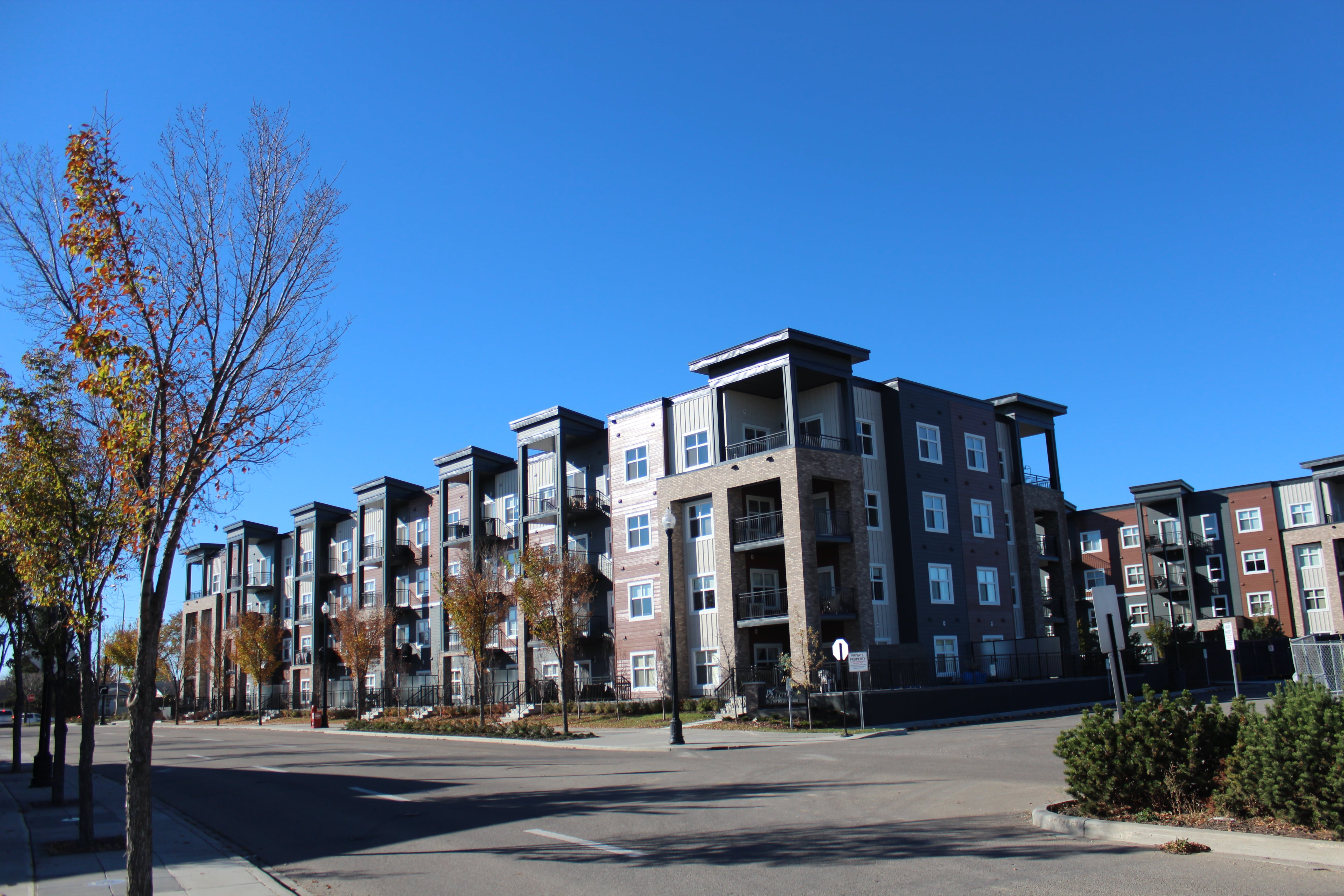 Valour Condominiums (112 units) Completed July 2016